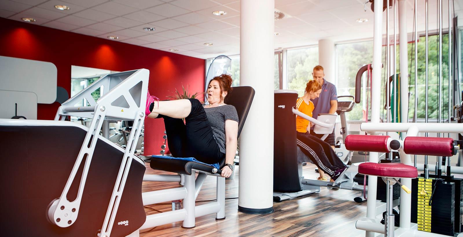 Kennenlernen im fitnessstudio